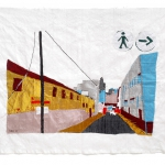 freedom road, silk tapestry, 61x84cm.jpg