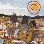 barcelona guapa, oil on canvas, 71x95cm, 2007